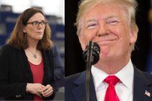 EU, reageer minder voorspelbaar op Trump