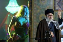 Iraanse leider Khamenei droomt over Stormy Daniels