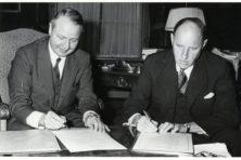 Middendorf (1969-1973): beste vrienden met Luns en Nixon