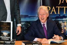 Thriller van Bill Clinton: Hollywood-president op voetstuk