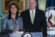Waarom Amerika uit Mensenrechtenraad stapt