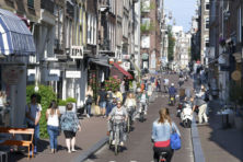 Onderzoek Elsevier Weekblad: Binnenstad Amsterdam op 1