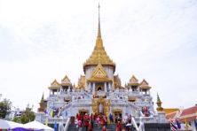De boeddhistische levenskunst van het Thaise volk