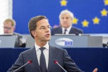 Succes van premier Mark Ruttes Europese ideeën bepaalt de EU-toekomst