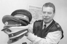 Hilbrand Buurma (1946-2018): Liefde voor de politiepet