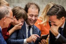 Kabinet-Duracell: de vriendenclub Rutte II (****)