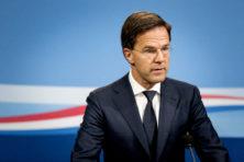 Rutte wil bemiddelen in Europese migratiecrisis