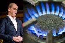 Belasting op aardgas gaat fors omhoog