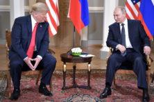 Ja, Trumps optreden in Helsinki was gênant