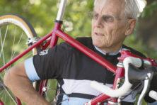 Jan Janssen: 'Ik ben altijd maniak van de fiets geweest'