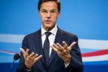 Ruttes 'no' tegen Trump was niet voorbereid