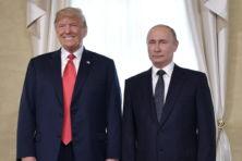 'Verraad' en 'natte noedel': heftige reacties op Trump na Poetin-top
