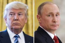 Trump gaat met 'lage verwachtingen' naar Poetin