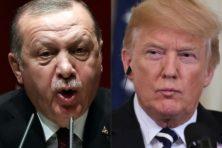 Erdogan aan Trump: 'Dwing ons niet andere bondgenoten te zoeken'