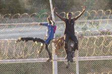 Ceuta bewijst dat immigranten goed zijn tegen te houden