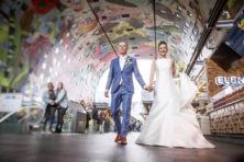 Bram de Bruin (36) en Ada Valkenburg (35)
