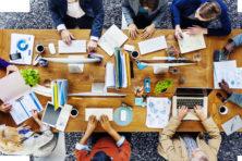 Open en flexibele werkplekken zijn de trend