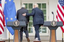 Trump heeft EU in de zak