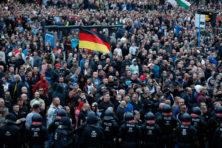 Neonazi's of boze burgers? Ophef over demonstranten Chemnitz