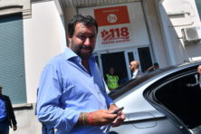 Salvini onderzocht door justitie om aanpak immigranten