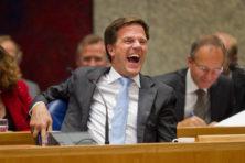 Economische voorspoed in het land, politieke malaise in de VVD