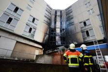 Onderzoek brandweer: bij brand kan lift toch redding bieden
