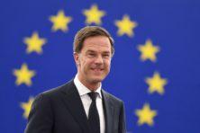 Puike toespraak, Rutte: EU ja, verdere integratie nee