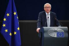 Juncker kan grensbewaking gerust aan lidstaten overlaten