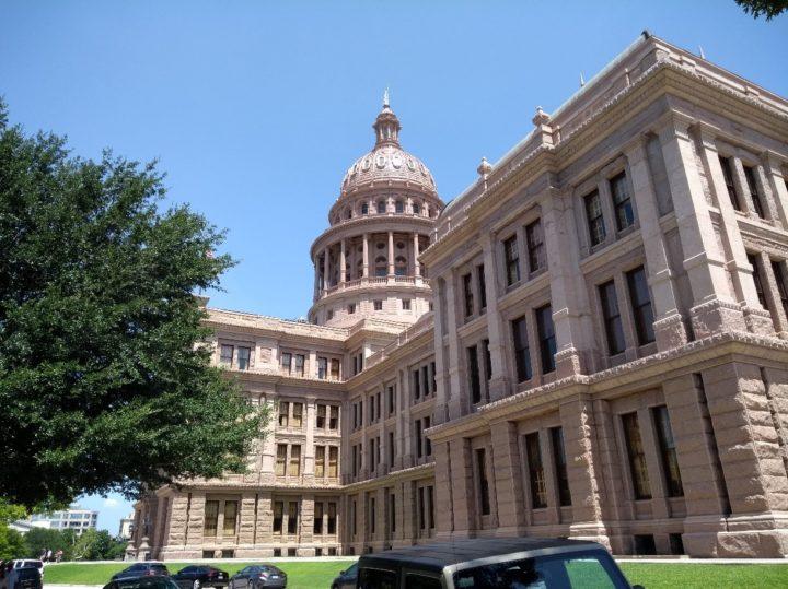 Capitool in Austin