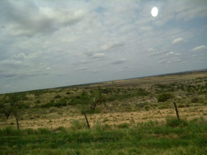 De route van Colorado naar Oklahoma samengevat