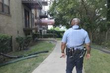 Met de politie door de achterbuurten van D.C.