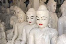 Boeddha  in de uitverkoop