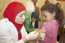 Zijn asielzoekers goed gevaccineerd?