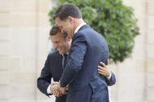 Ruttes flirt met Macron: vinden ze elkaar na Brexit?