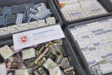 Zwarte handel in pillen floreert