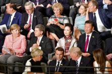 Standvastigheid is vereist tegen expansief China