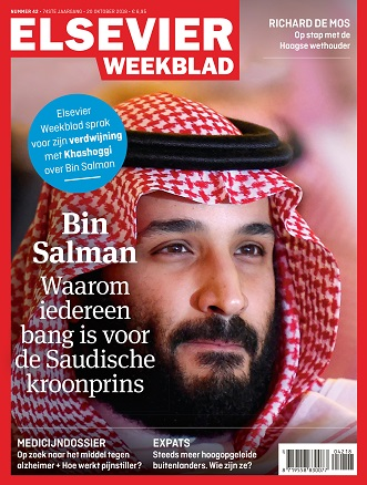 elsevier Weekblad editie 42 2018 cover