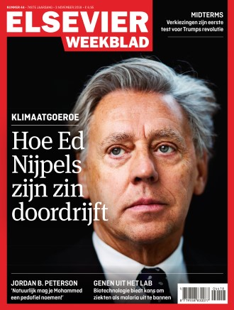 Cover Elsevier Weekblad editie 44 2018