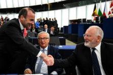 Timmermans werpt zich in strijd tussen Brussel en hoofdsteden