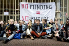 Totale gekte regeert op Universiteit Amsterdam