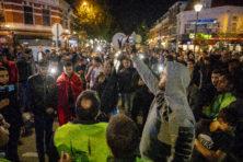 'Schandalig dat relschoppers demonstratie kunnen tegenhouden…'
