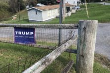 Trumps grootste fans wonen vlakbij Washington D.C.