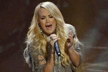 Jezus zit bij zangeres Carrie Underwood ferm aan het stuur