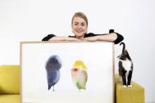 'Mijn doel is een grote kunstverzameling'