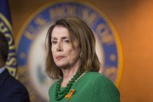 Nancy Pelosi gaat helemaal nergens heen