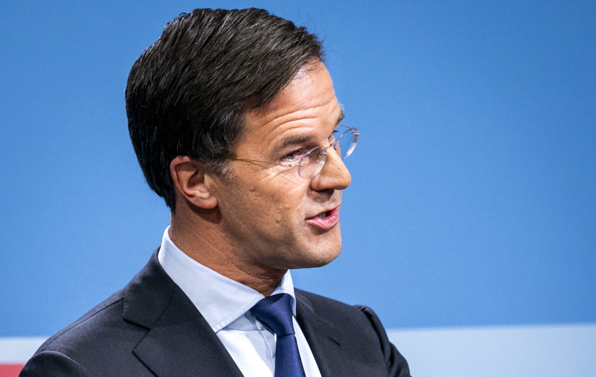 Rutte wil geen kinderpardon, wel pact van Marrakesh