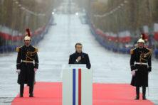 Macrons idealisme tegen 'eng' nationalisme