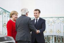 Parijs en Berlijn hebben touwtjes EU in handen, niet de 'dwergen'