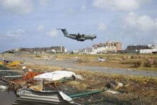 Opkrabbelen na orkaan Irma