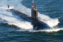 Zo navigeert een geheime onderzeeboot